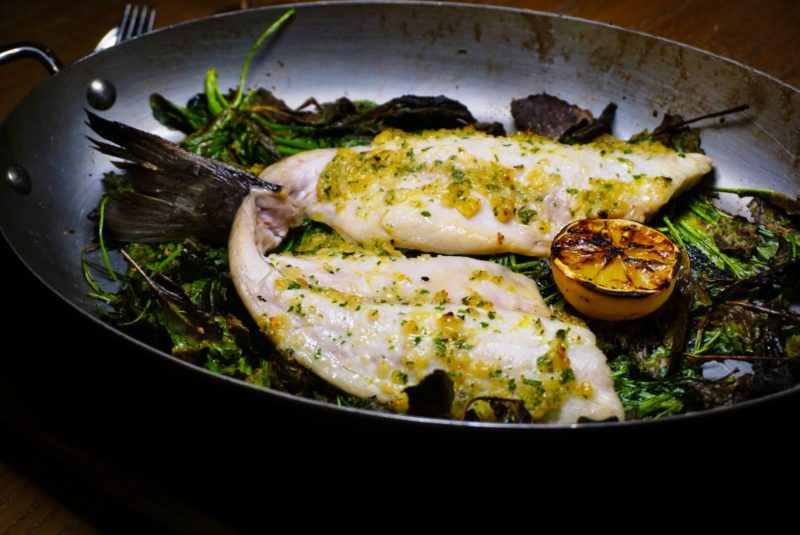 Mass Osteria's tasting menu, Egyptian pots and Jaleo's pre-show bites