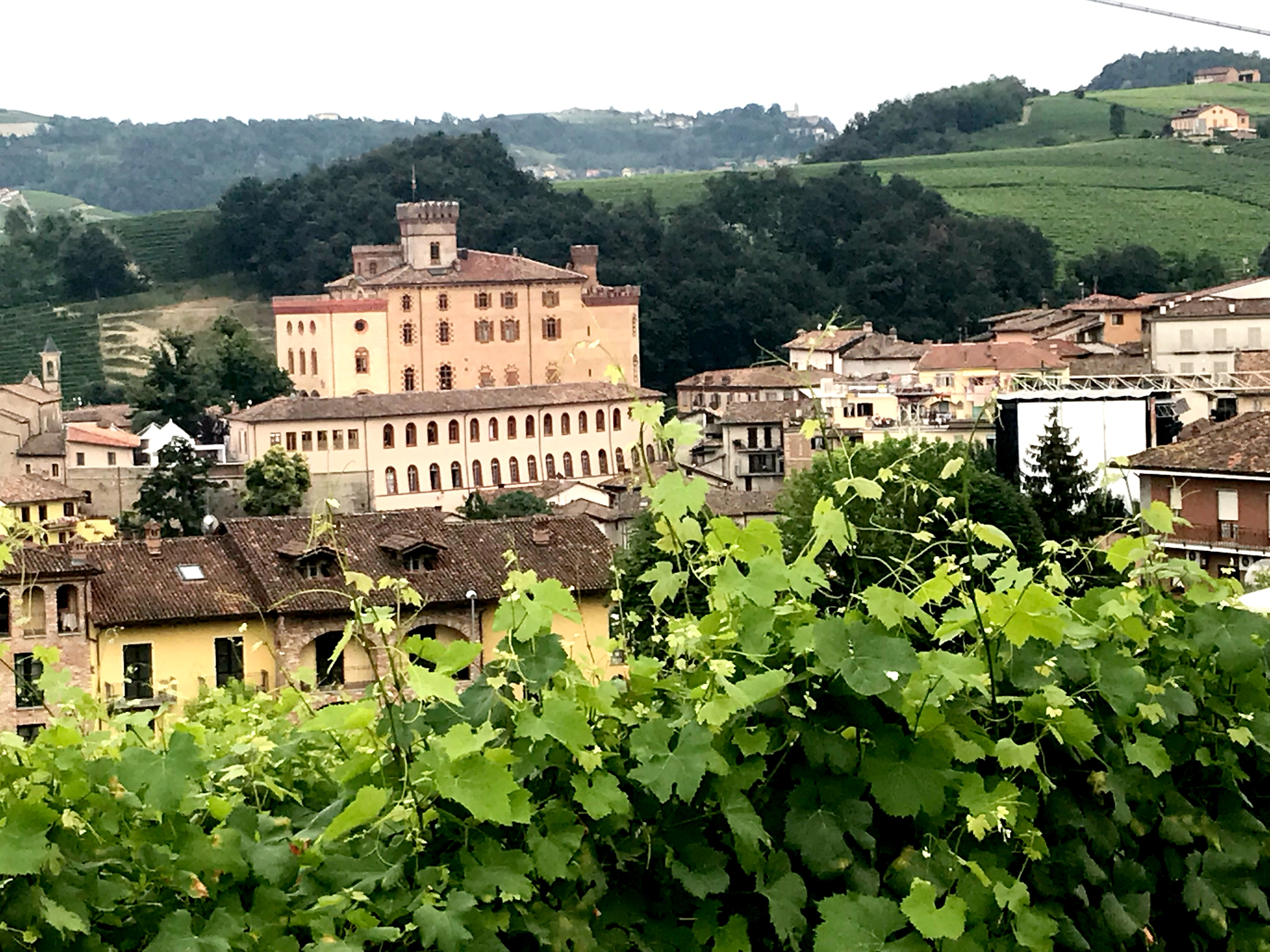 Collisioni 2018 shines bright with the Vino & Food Project