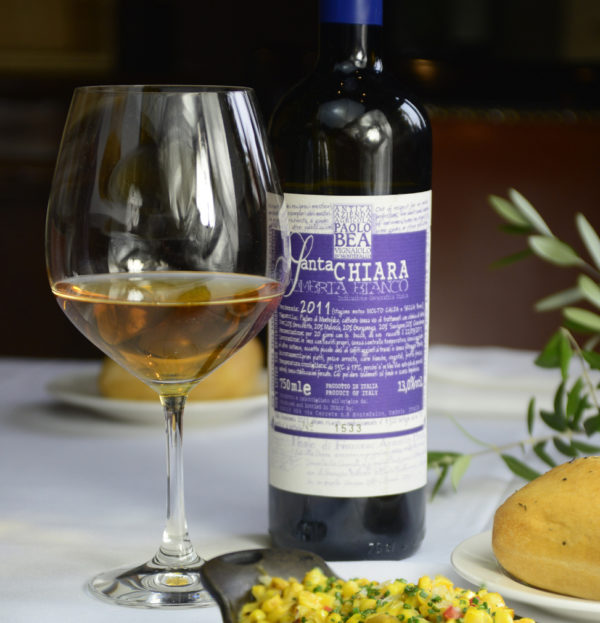 Orange Wine: An Old World Rarity
