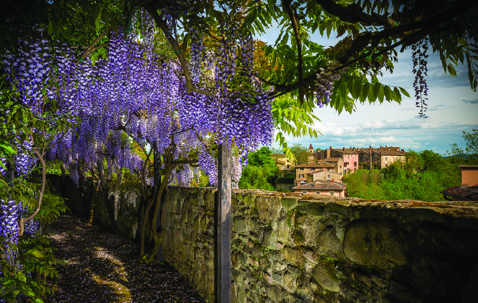 Ferragamo's Tuscan village: Encouraging the cycle of nature