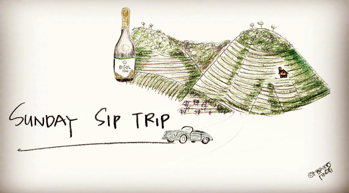 Sunday Sip Trip: Elevated Italian Bubbles